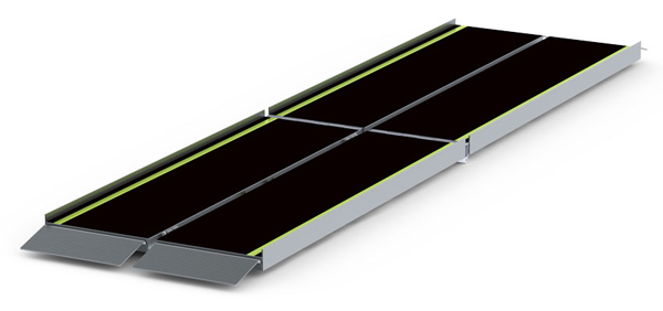 10' Advantage Trifold Ramp