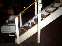 Customer Stair Lift Installation Example