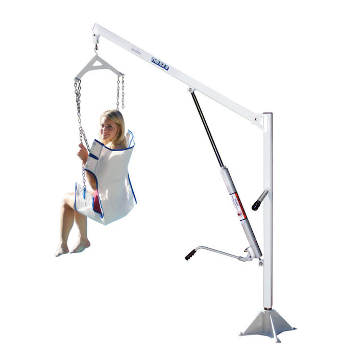 EZ 2 Pool Lift with Sling